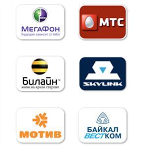 Операторы сотовой связи Барыша
