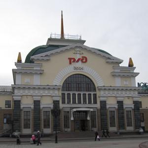 Железнодорожные вокзалы Барыша